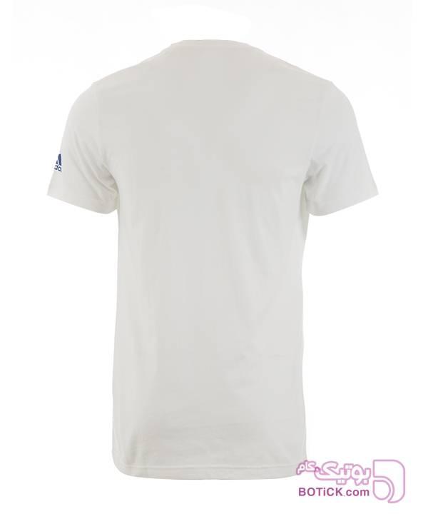 تیشرت مردانه آدیداس مدل Messi سفید تی شرتو پولو شرت مردانه