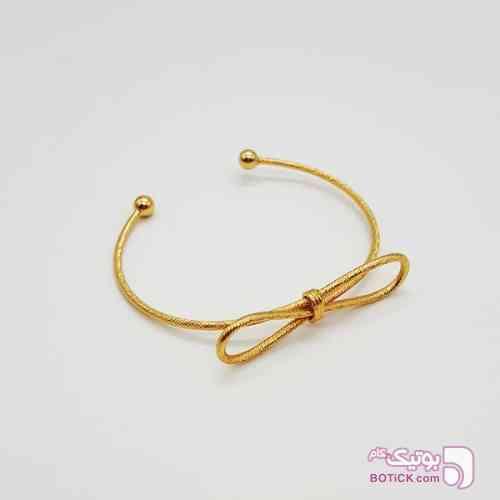 دستبند زنانه با آبکاری طلایی طلایی دستبند و پابند