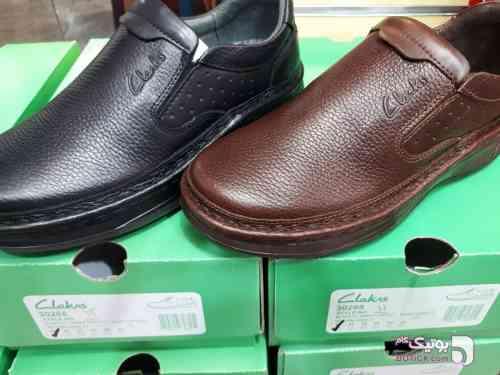 کفش طبی  مشکی كفش مردانه