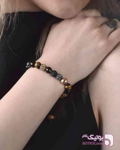 دستبند مشکی دستبند و پابند