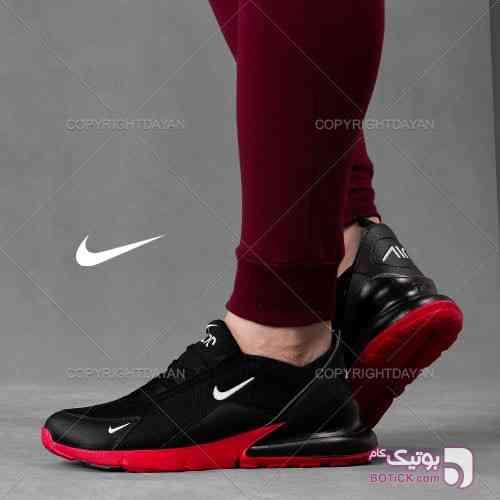 کتانی مردانه Nike مدل Porden قرمز كتانی مردانه