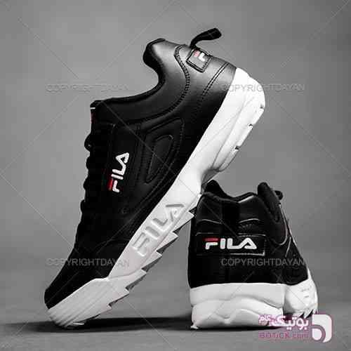 کفش مردانه Fila مدل Naba مشکی كتانی مردانه