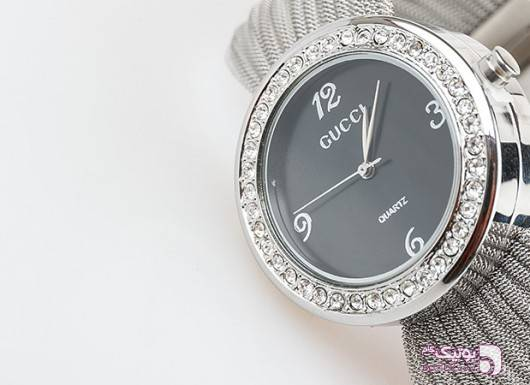 ساعت ژله ای Ice   مشکی ساعت