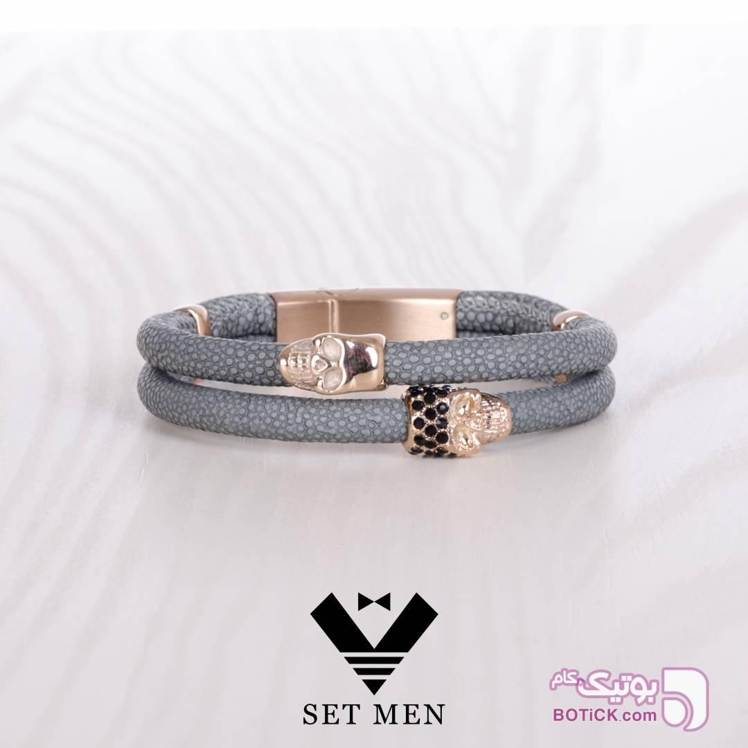 دستبند طوسی دستبند و پابند