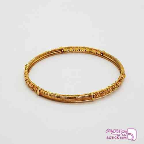دستبند استیل زنانه زرد دستبند و پابند