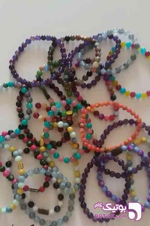 دستبند زرشکی دستبند و پابند