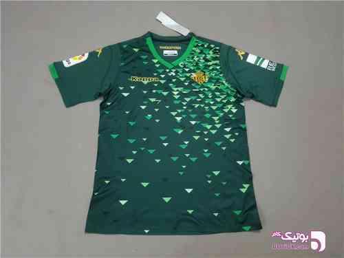 پیراهن دوم رئال بتیس(ورژن هوادار) - تی شرت مردانه