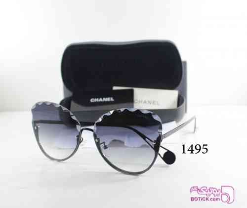 Chanel مشکی عینک آفتابی