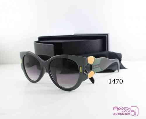 Perada مشکی عینک آفتابی