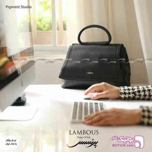 کیف زنانه  LAMBOUS مشکی كيف زنانه