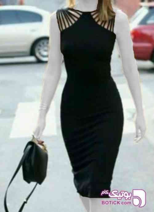 لباس شب مجلسی زرشکی لباس شب