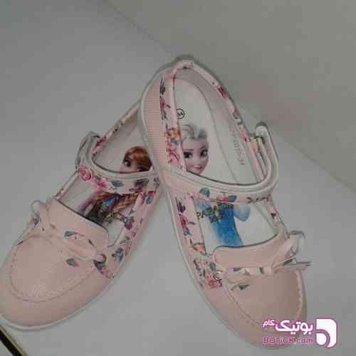 کفش صورتی لباس کودک دخترانه
