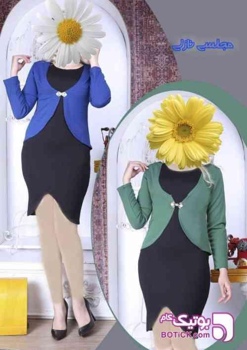 کت سارافون مدل فلورا - لباس  مجلسی
