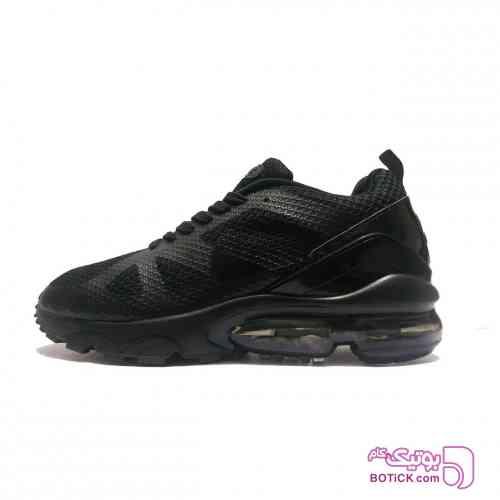 کفش مخصوص دویدن نایکی مدل  Vapormax 93c  مشکی کفش ورزشی