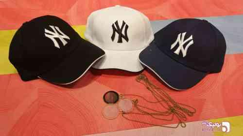 کلاه نقابدار NY مشکی کلاه