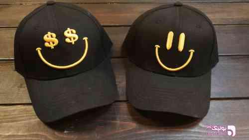 کلاه نقاب دار مشکی کلاه