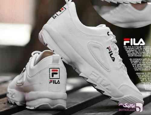 كفش مردانه FILA مدل DRP سفيد سفید كفش مردانه