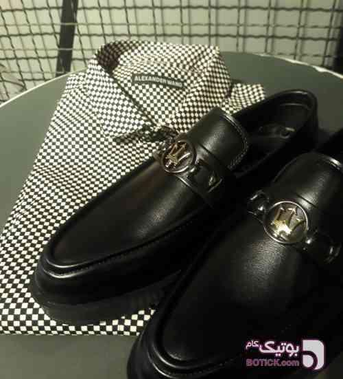 ست کفش کالج و پیراهن ترک - پيراهن مردانه