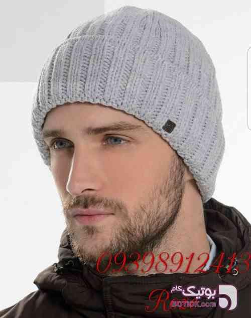 کلاه اسپرت زرشکی پليور مردانه