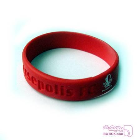 دستبند پرسپولیس (طرح جدید) قرمز دستبند و پابند