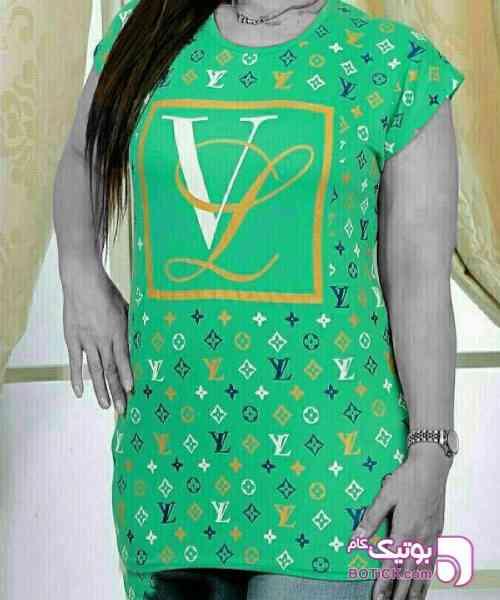 تیشرت زنانه سبز تی شرت زنانه