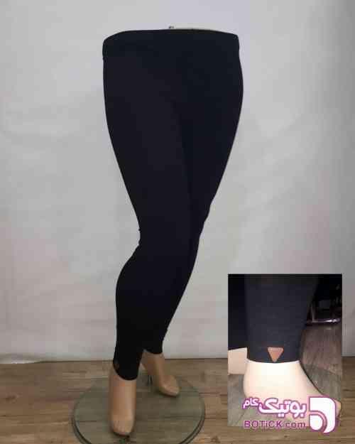 لگ سوپر سایز مشکی سایز بزرگ زنانه