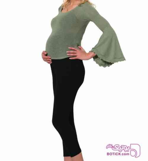 لگ نخی بارداری بست ترند ترکیه مشکی شلوار زنانه