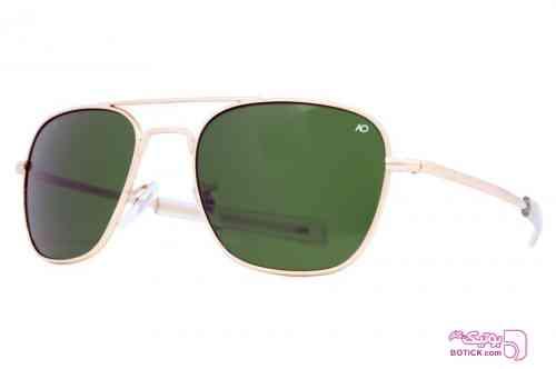 عینک آفتابی آمریکن اپتیکال سبز عینک آفتابی