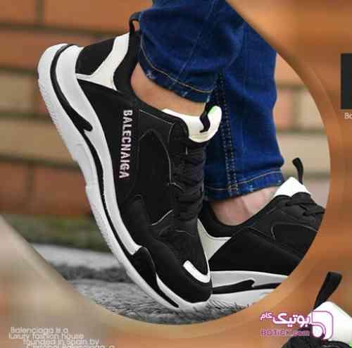 کفش bales مشکی كتانی مردانه