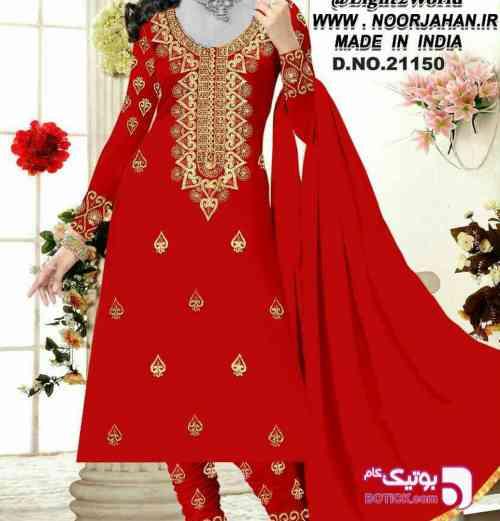 لباس هندی  - لباس  مجلسی