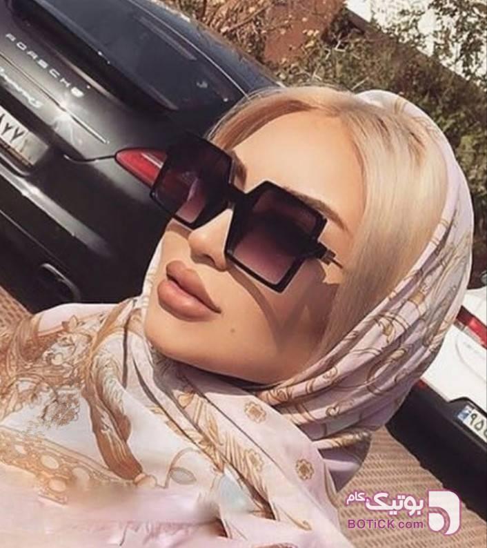 Fendi مشکی عینک آفتابی