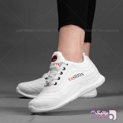 کفش زنانه Nela مدل V9950 (سفید) سفید كتانی زنانه