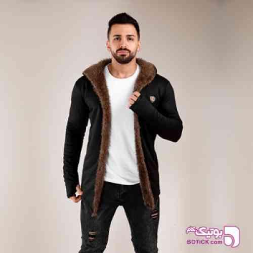 شنل خزدار مردانه Gucci مدل T7452 - کاپشن مردانه