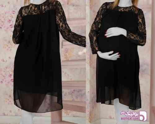 پیراهن بارداری مجلسی مدل غزل - لباس بارداری و شیردهی