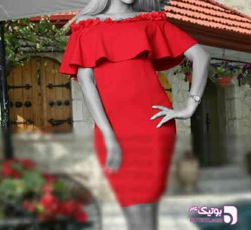 مدل مهرنوش - لباس  مجلسی