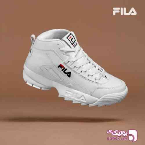 کفش ساقدار زنانه Fila مدل F1309  - كتانی زنانه