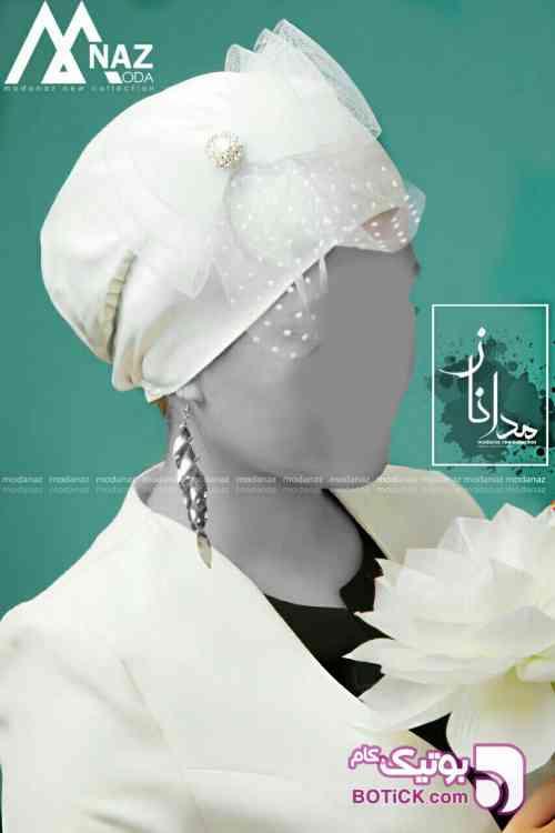 توربان عروس - هدبند و تل