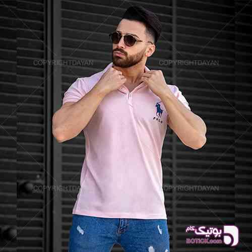پولوشرت مردانه Polo مدل T8122 - تی شرتو پولو شرت مردانه