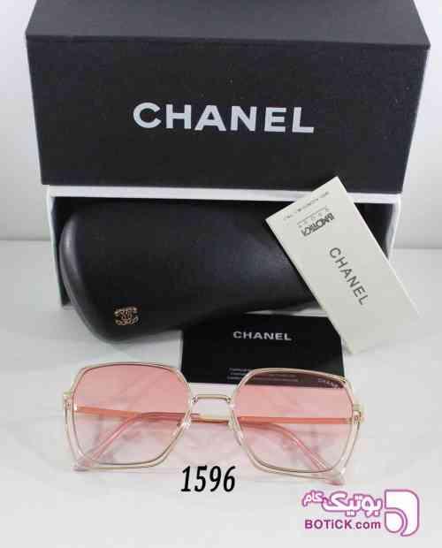 Chanel صورتی عینک آفتابی