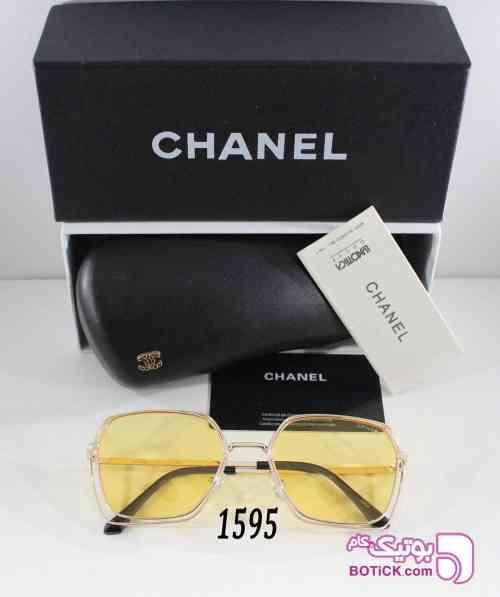 Chanel زرد عینک آفتابی