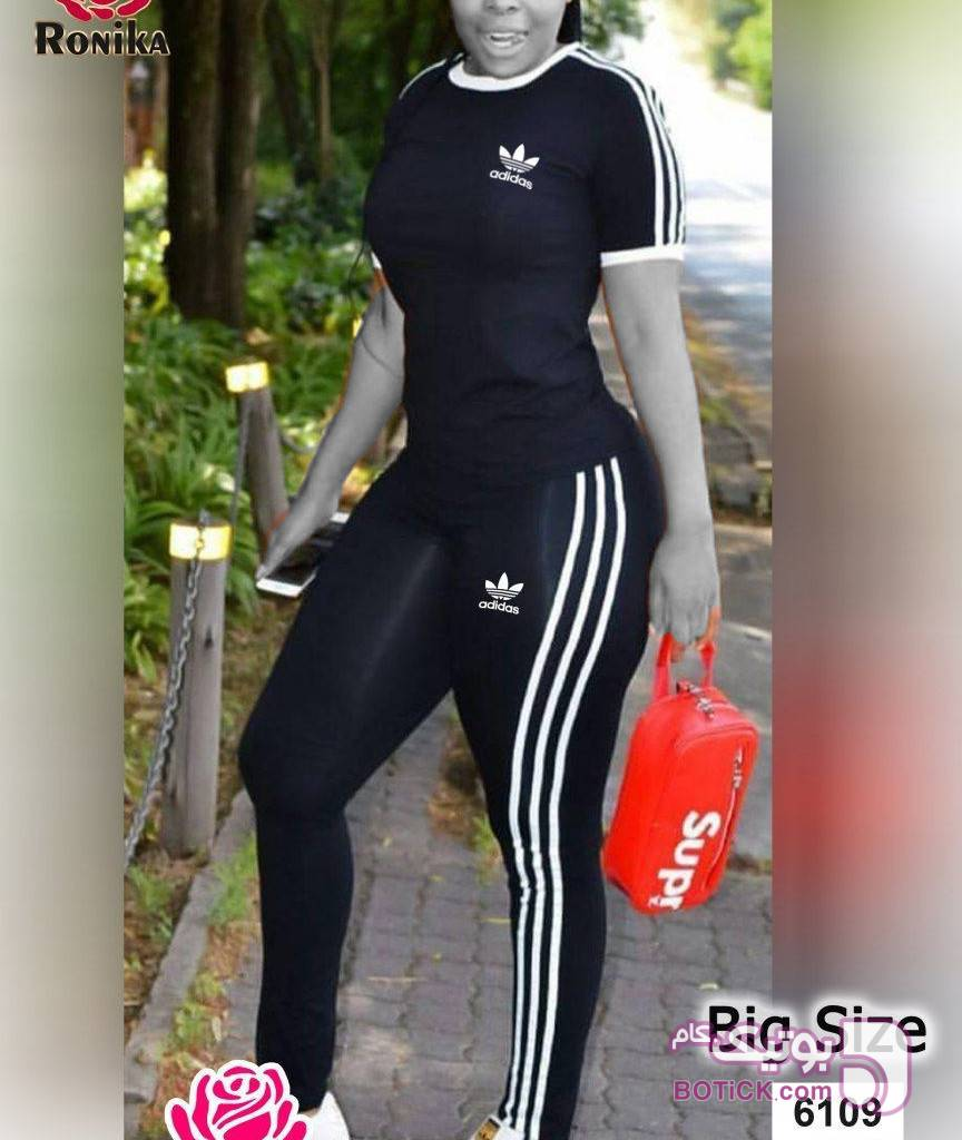 ست ورزشی مشکی ست ورزشی زنانه