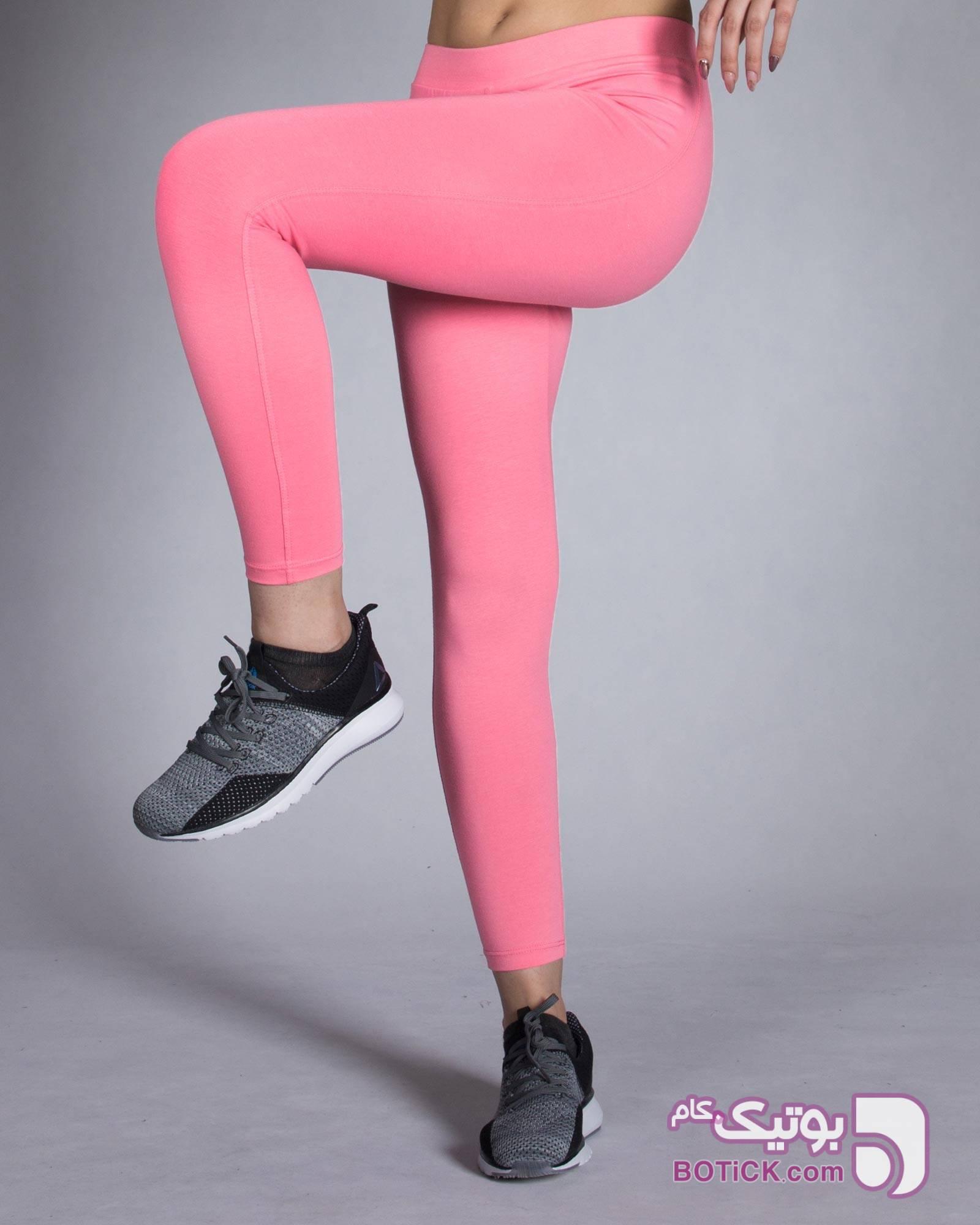 لگ ورزشی زنانه ساده سورمه ای شلوار زنانه