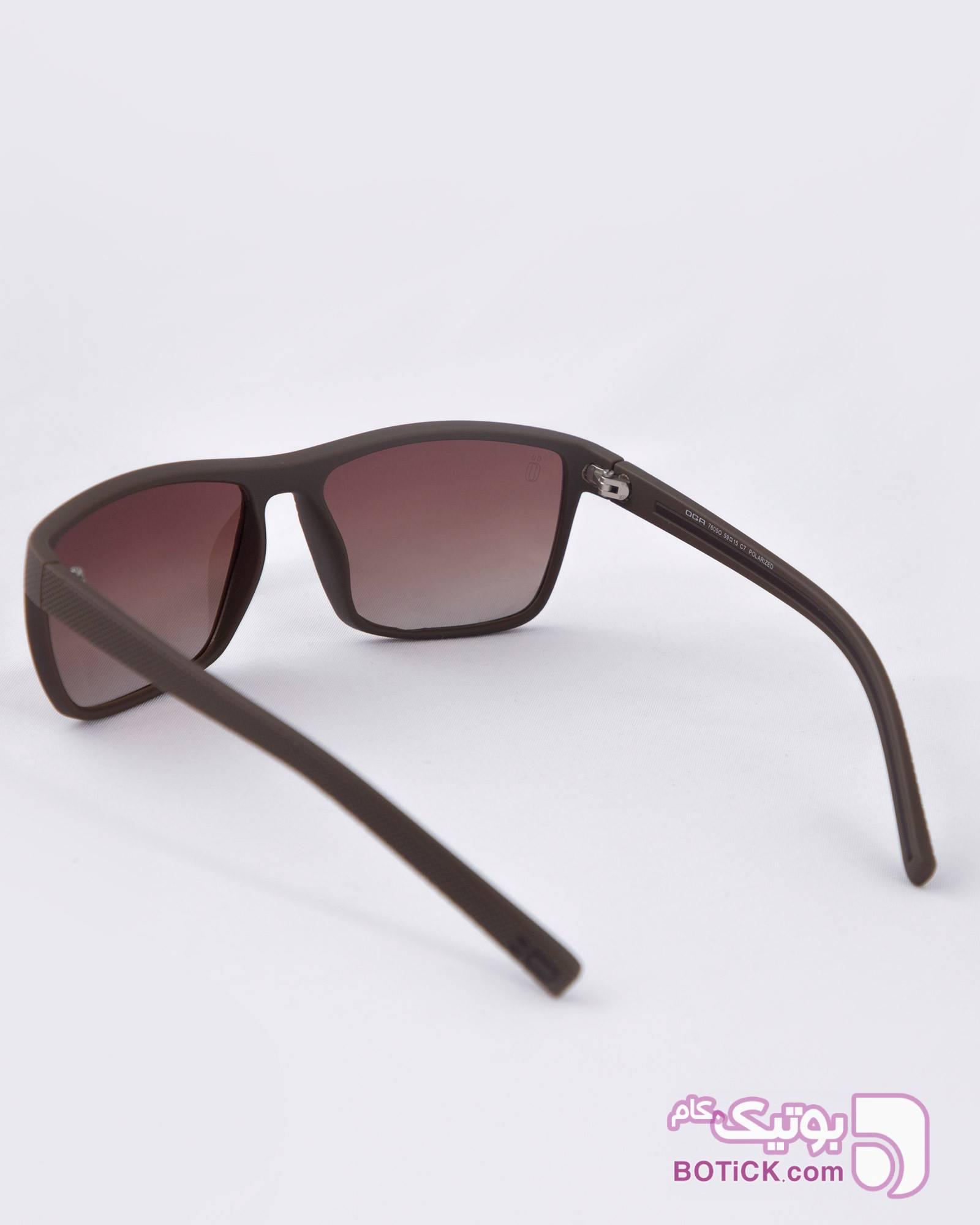 عینک آفتابی طبی مردانه قهوه ای عینک آفتابی