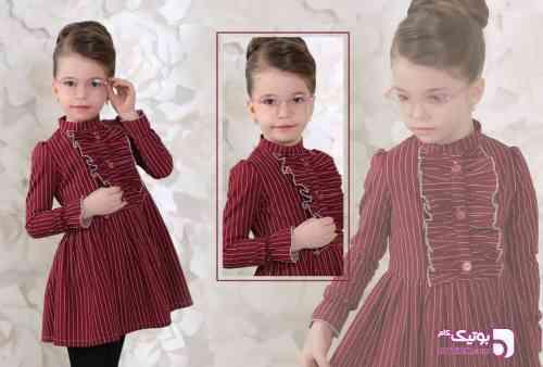 لباس مجلسی دخترانه - لباس کودک دخترانه