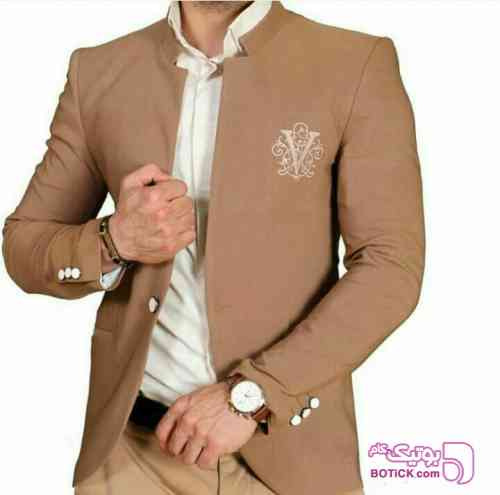 کت تک پسرانه  قهوه ای 98 2019