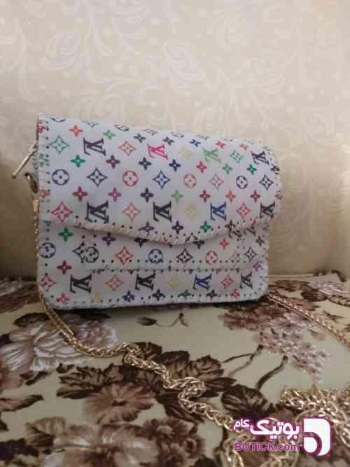 کیف چرم طبیعی دست دوز - كيف زنانه