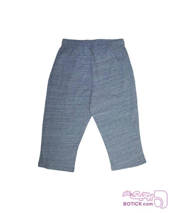 شلوارک مردانه جوتی جینز Jooti Jeans آبی شلوارک