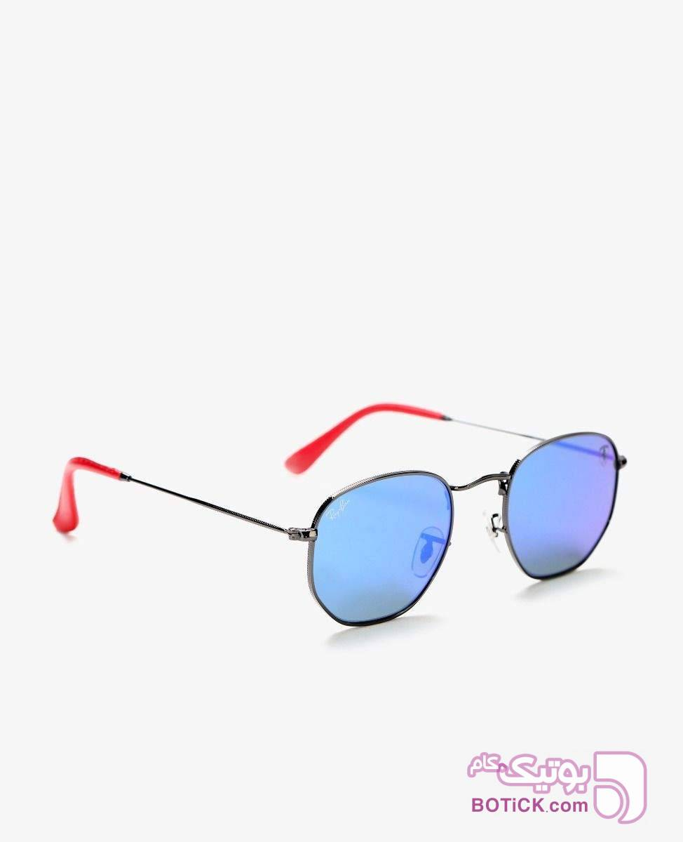 عینک آفتابی BLAZE مدل RB3548 آبی عینک آفتابی