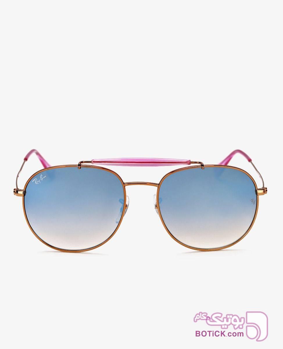 عینک آفتابی Ray.Ban مدل RB3540 صورتی عینک آفتابی