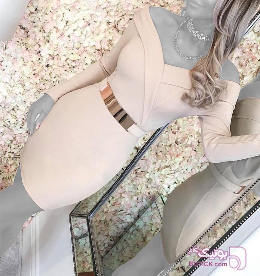پیراهن کوتاه دخترانه مشکی پيراهن و سارافون زنانه